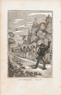 Books:Americana & American History, [Slavery]. [George Bourne]. Picture of Slavery in the UnitedStates of America. Middletown: Edwin Hunt, 1834. First ...
