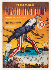 Remember Pearl Harbor #nn (Street & Smith, 1942) Condition: GD