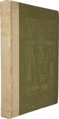 Books:Art & Architecture, [Walter Crane, subject]. P. G. Konody. The Art of WalterCrane. London: George Bell & Sons, 1902. First editi...