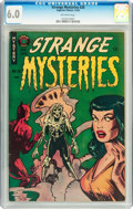 Golden Age (1938-1955):Horror, Strange Mysteries #20 (Superior, 1954) CGC FN 6.0 Off-whitepages....