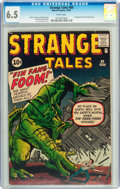Silver Age (1956-1969):Adventure, Strange Tales #89 (Marvel, 1961) CGC FN+ 6.5 White pages....