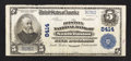 National Bank Notes:Virginia, South Boston, VA - $5 1902 Plain Back Fr. 600 The Boston NB Ch. #8414. ...