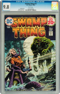 Bronze Age (1970-1979):Horror, Swamp Thing #11 (DC, 1974) CGC NM/MT 9.8 White pages....