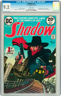 Bronze Age (1970-1979):Miscellaneous, The Shadow #1 (DC, 1973) CGC NM- 9.2 White pages....