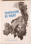 Books:Horror & Supernatural, [Jerry Weist]. August Derleth [editor]. Travellers By Night.Sauk City: Arkham House, 1967. First edition, first pri...