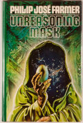 Books:Science Fiction & Fantasy, [Jerry Weist]. Philip Jose Farmer. SIGNED. The Unreasoning Mark. New York: Putnam, [1981]. First edition, first ...