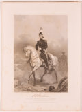 """Autographs:Military Figures, Mexican War Hero Major General John Anthony Quitman Autograph Note Signed """"J. A. Quitman"""". 5"""" x 5.5"""", one page, ..."""