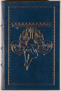 Books:Science Fiction & Fantasy, [Jerry Weist]. Ursula K. Le Guin. SIGNED. The Left Hand of Darkness. Norwalk: Easton Press, [1992]. Later edition. ...