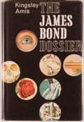 Books:First Editions, Kingsley Amis. The James Bond Dossier. London: JonathanCape, 1965. First edition. Octavo. 159 pages. Original p...
