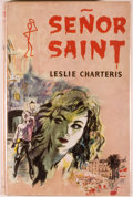Books:Fiction, Leslie Charteris. Señor Saint. London: Hodder and Stoughton,1959. First edition. Octavo. 188 pages. Publisher's...