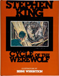 Books:Horror & Supernatural, [Bernie Wrightson, illustrator]. Stephen King. Cycle of theWerewolf. [Westland]: Land of Enchantment, [1983]. First...