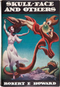 Books:Science Fiction & Fantasy, Robert E. Howard. Skull-Face and Others. Sauk City: Arkham House, 1946. First edition. Publisher's black cloth s...