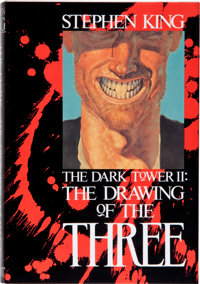Stephen King. The Dark Tower II: The Drawing of the Three. [West Kingston, Rhode Isl