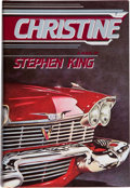 Books:Horror & Supernatural, Stephen King. Christine. West Kingston, Rhode Island: DonaldM. Grant, Publisher Inc., [1983]. First edition, ...