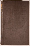 Books:Reference & Bibliography, Charles Lyell. Principles of Geology: or, The Modern Changes ofthe Earth and Its Inhabitants. Boston: Hilliard,... (Total: 3Items)