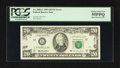 Error Notes:Error Group Lots, Fr. 2066-L $20 1963A Federal Reserve Note. PCGS Very Fine 35;. Fr.2082-L $20 1995 Federal Reserve Note. PCGS Choice About New...(Total: 2 notes)