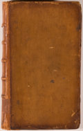 Books:World History, Father Charlevoix. The History of Paraguay, Volume I &II. Dublin: P. & W. Wilson, et al., 1769. First edition.... (Total: 2 Items)