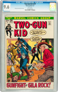 Bronze Age (1970-1979):Western, Two-Gun Kid #104 (Marvel, 1972) CGC NM+ 9.6 White pages....