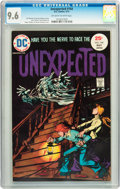 Bronze Age (1970-1979):Horror, Unexpected #164 (DC, 1975) CGC NM+ 9.6 Off-white to white pages....