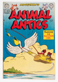 "Golden Age (1938-1955):Funny Animal, Movietown's Animal Antics #30 Davis Crippen (""D"" Copy) pedigree(DC, 1951) Condition: VF/NM...."