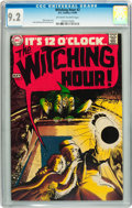 Silver Age (1956-1969):Horror, The Witching Hour #2 (DC, 1969) CGC NM- 9.2 Off-white to white pages....