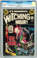 Bronze Age (1970-1979):Horror, The Witching Hour #31 (DC, 1973) CGC NM- 9.2 White pages....