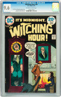 Bronze Age (1970-1979):Horror, The Witching Hour #40 (DC, 1974) CGC NM+ 9.6 Off-white to whitepages....