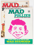 Magazines:Mad, Mad Follies #2 and 5 Group (EC, 1964-67).... (Total: 2 Comic Books)