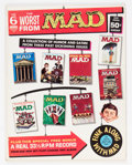 Magazines:Mad, Worst From Mad #6 (EC, 1963) Condition: FN/VF....