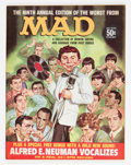 Magazines:Mad, Worst From Mad #9 (EC, 1966) Condition: VF....