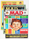 Magazines:Mad, More Trash from Mad Group (EC, 1962-69).... (Total: 7 Comic Books)