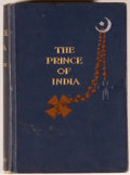 Books:Literature Pre-1900, [Author of Ben Hur]. Lew Wallace. The Prince ofIndia. New York: Harper & Brothers, 1893. First edition,...(Total: 2 Items)