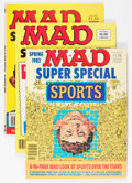 Magazines:Mad, Mad Special Group (EC, 1980-89) Condition: Average VF/NM....(Total: 21 Comic Books)