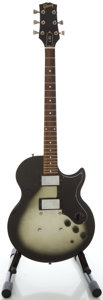 Musical Instruments:Electric Guitars, 1981 Gibson L6-S Silverburst Solid Body Electric Guitar, Serial #80501508....