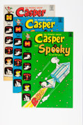 Silver Age (1956-1969):Humor, Casper the Friendly Ghost Related File Copy Group (Harvey, 1960s-70s) Condition: Average NM-.... (Total: 65 Comic Books)