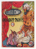 Golden Age (1938-1955):Classics Illustrated, Classic Comics #8 First Edition (Gilberton, 1943) Condition:GD/VG....