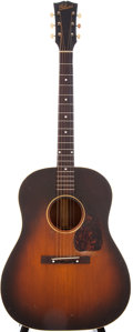 Musical Instruments:Acoustic Guitars, 1947 Gibson J-45 Sunburst Acoustic Guitar....