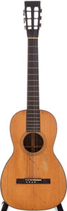 Musical Instruments:Acoustic Guitars, Mid to Late 1800s Martin Style 2 1/2-21 Natural Acoustic Guitar...