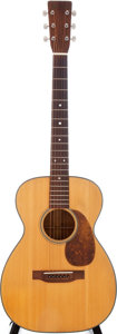 Musical Instruments:Acoustic Guitars, 1946 Martin 0-18 Natural Acoustic Guitar, Serial # 97720....