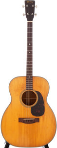 Musical Instruments:Acoustic Guitars, 1961 Martin 0-18T Natural Tenor Acoustic Guitar, Serial # 179551. ...