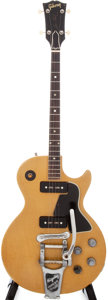 Musical Instruments:Electric Guitars, 1958 Gibson Les Paul Special Tenor TV Yellow Tenor Electric Guitar, Serial # 83184. ...