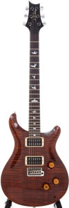 Musical Instruments:Electric Guitars, 1994 Paul Reed Smith CE Tortoise Solid Body Electric Guitar, Serial# 4710279. ...