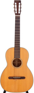 Musical Instruments:Acoustic Guitars, 1963 Martin 00-18C Natural Classical Acoustic Guitar, Serial # 190914...