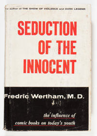 Seduction of the Innocent (Rinehart, 1953) Condition: VG