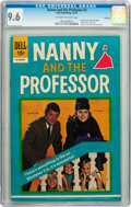 Bronze Age (1970-1979):Humor, Nanny and the Professor #2 File Copy (Dell, 1970) CGC NM+ 9.6 Off-white to white pages....