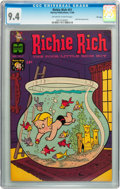 Silver Age (1956-1969):Horror, Richie Rich #51 File Copy (Harvey, 1966) CGC NM 9.4 Off-white to white pages....