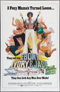 "Movie Posters:Action, Ebony, Ivory and Jade (Dimension, 1976). One Sheet (27"" X 41""). Action.. ..."