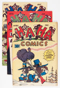 "Golden Age (1938-1955):Funny Animal, Ha Ha Comics Group - Davis Crippen (""D"" Copy) pedigree (ACG,1948-50) Condition: Average VF.... (Total: 7 Comic Books)"