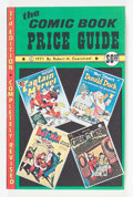 Memorabilia:Comic-Related, 1973 Softcover Overstreet Comic Book Price Guide (Overstreet, 1973) Condition: NM....