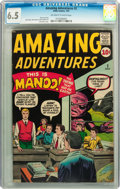 Silver Age (1956-1969):Horror, Amazing Adventures #2 (Marvel, 1961) CGC FN+ 6.5 Off-white to whitepages....